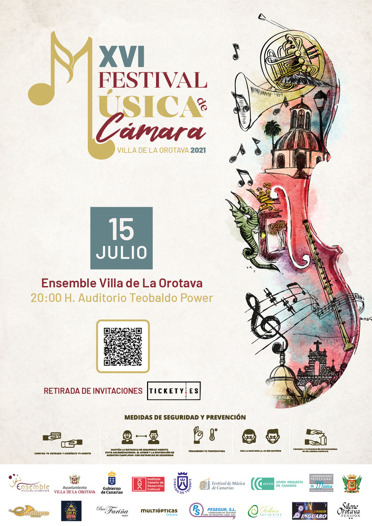 Festival 2021 15 de Julio