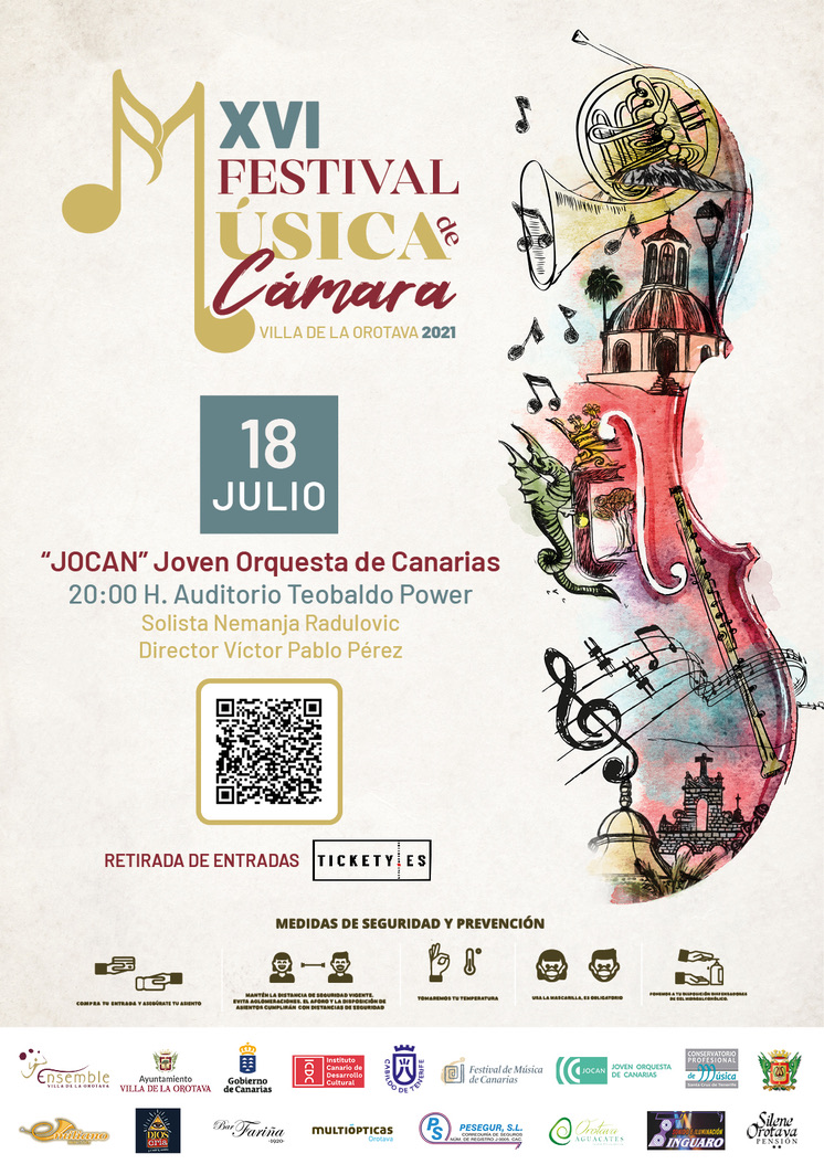 Festival 2021 18 de Julio